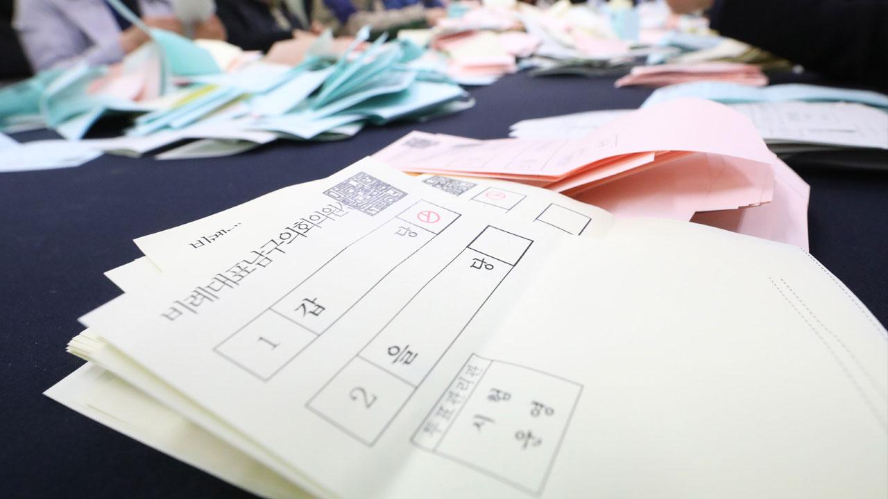 여야, 6·13 지방선거 대진표 속속 완성