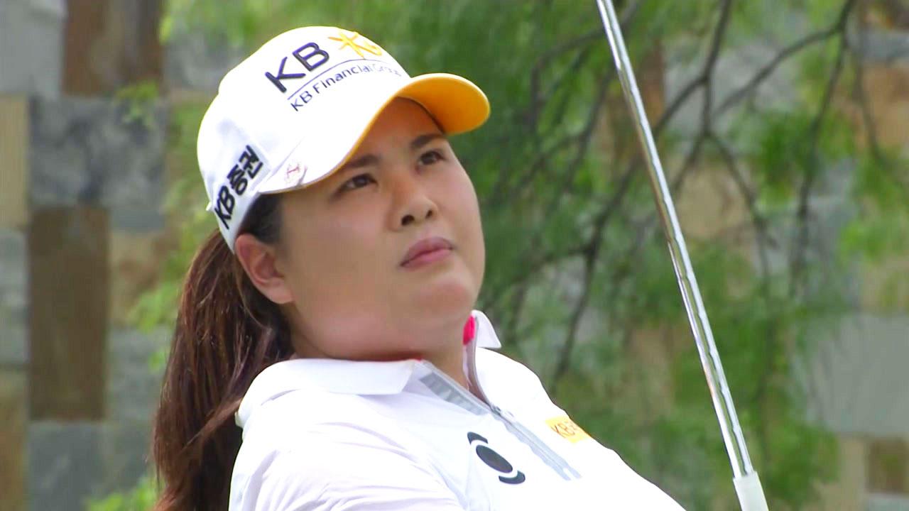 '골프 여제' 박인비 준우승...8번 연장 끝에 린드베리 우승