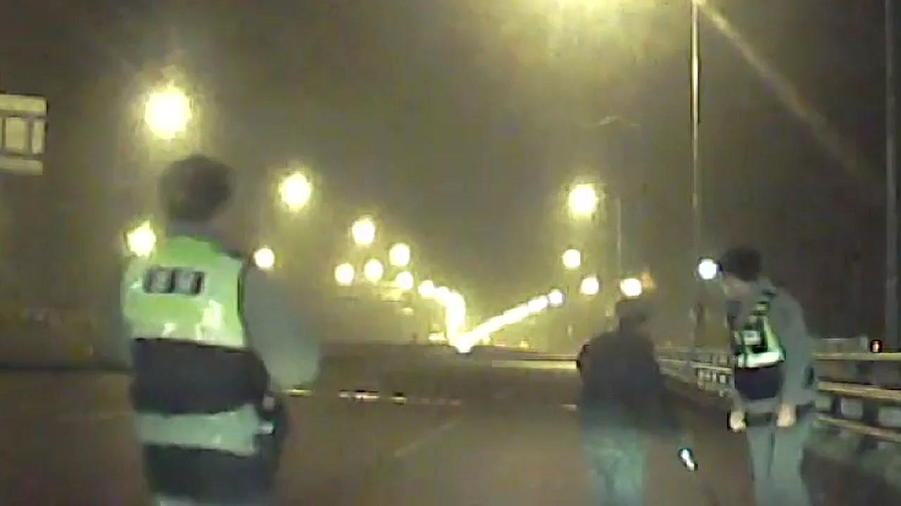 [좋은뉴스] 길 잃은 치매 환자...경찰 출동해 구조