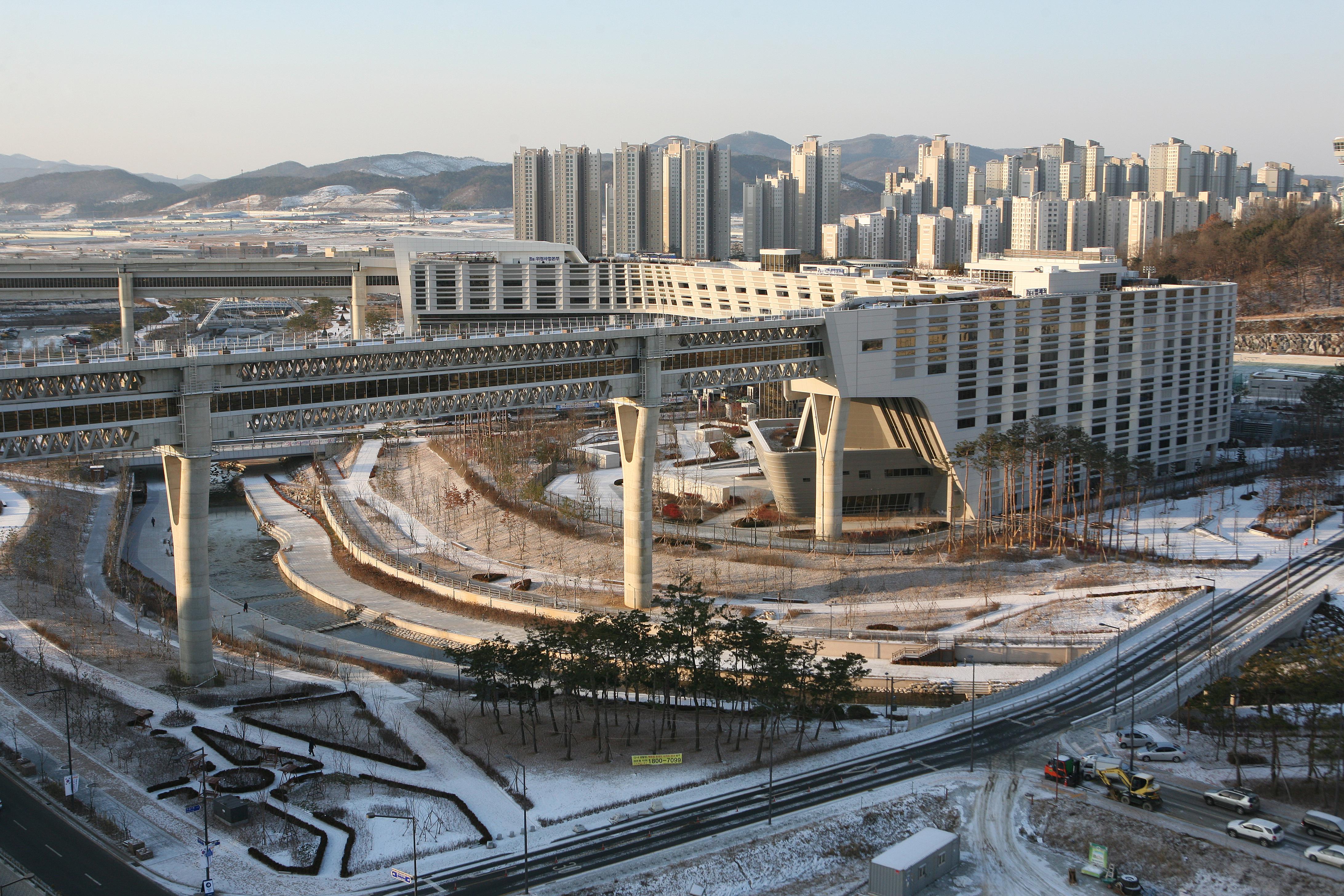 〔안정원의 건축 칼럼〕 미래형 명품도시의 모범 사례로 손꼽히는 행정중심복합도시 4