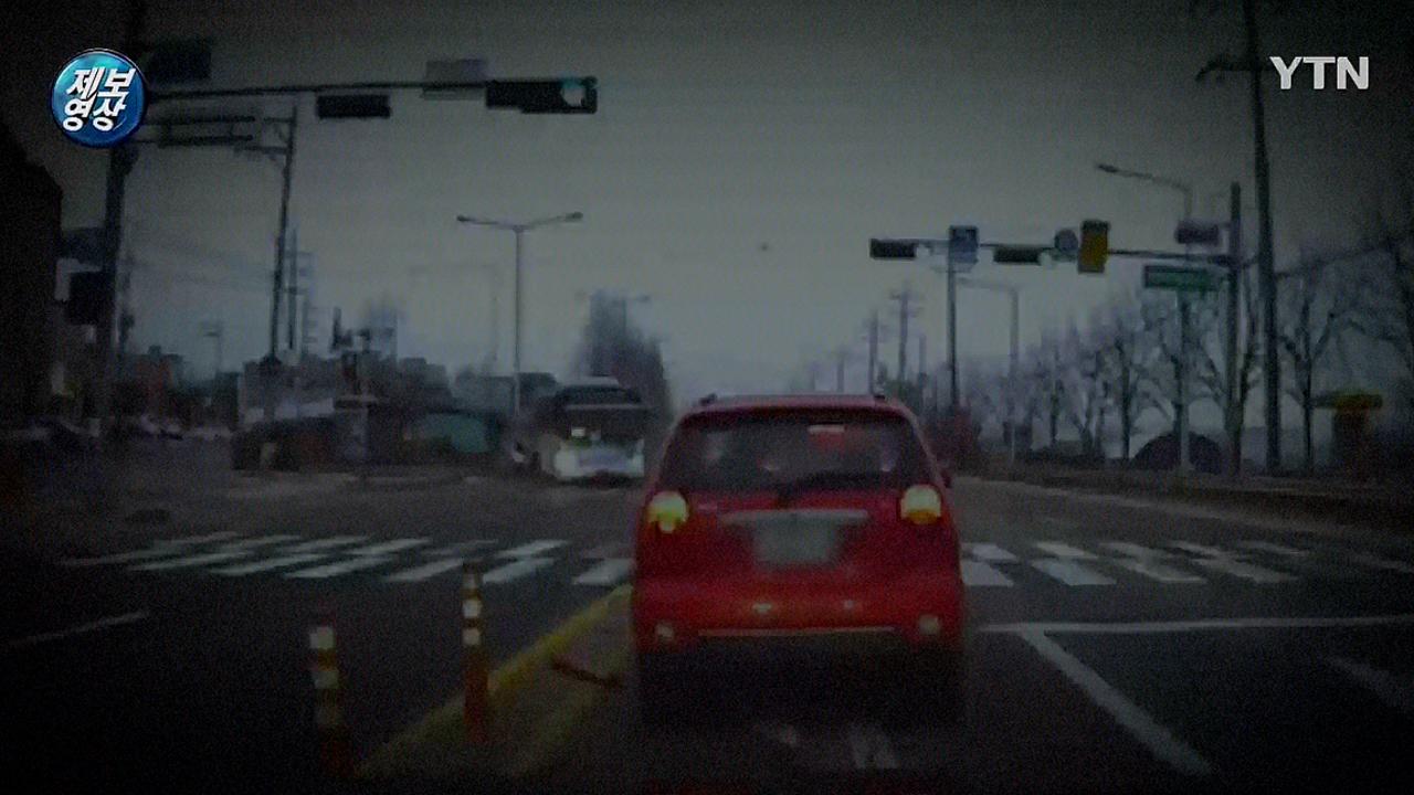 [영상] 50대 남성 사망한 교통사고···또 '졸음운전' 추정