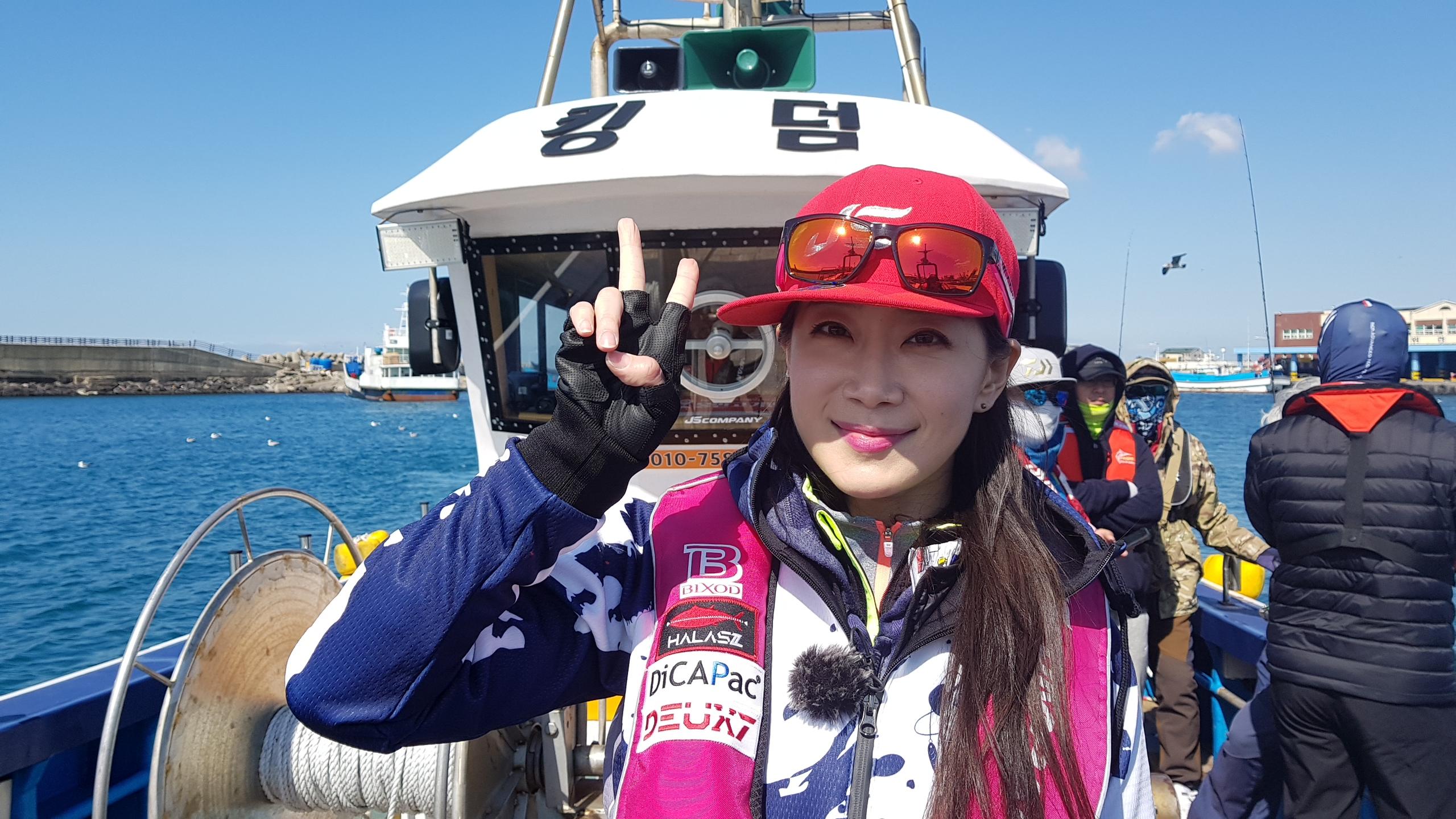'서프라이즈 여신' 김하영! '낚시본부' 물물교환으로 무한도전 선언