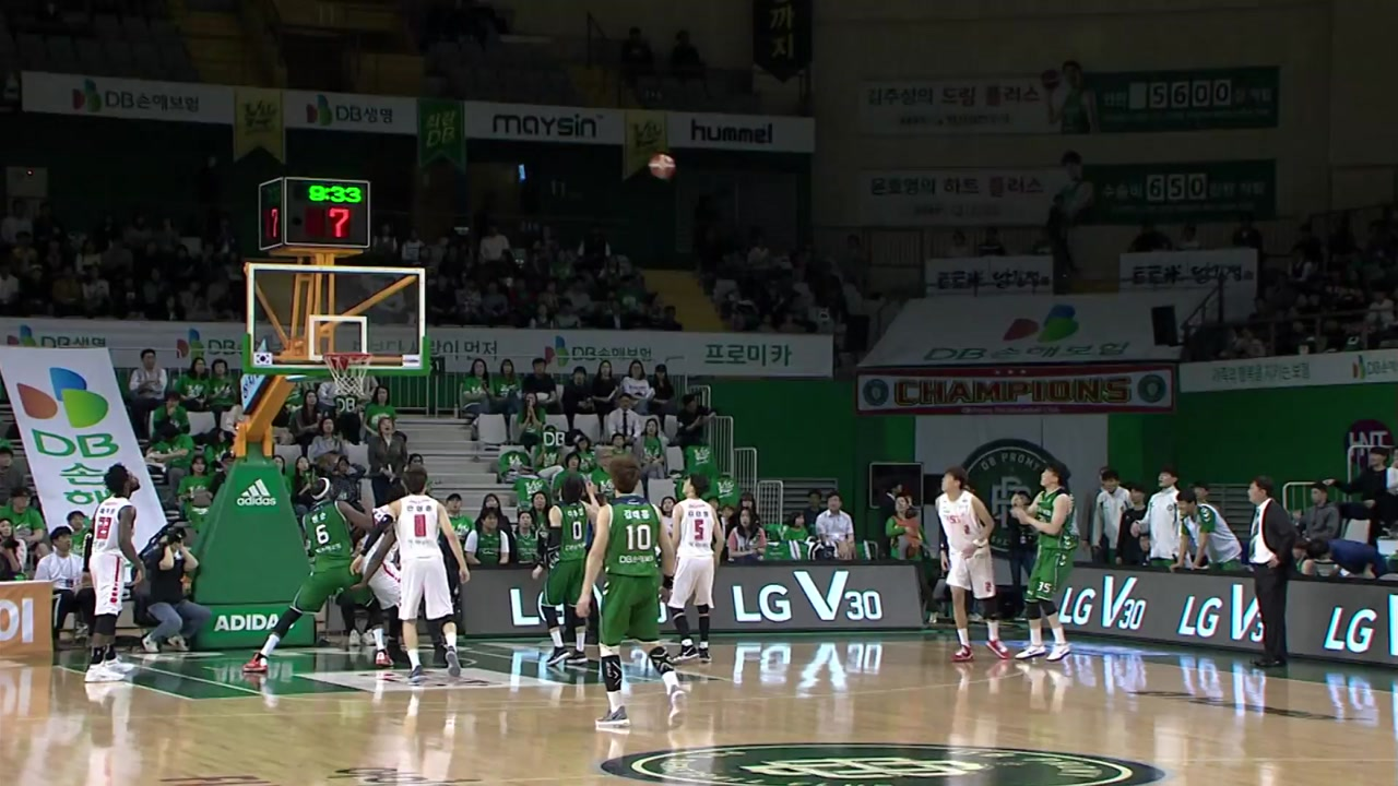 프로농구 DB, SK 꺾고 챔피언결정전 2연승