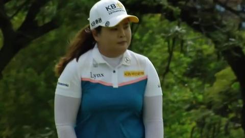 박인비, 롯데챔피언십 공동 3위...헨더슨 우승