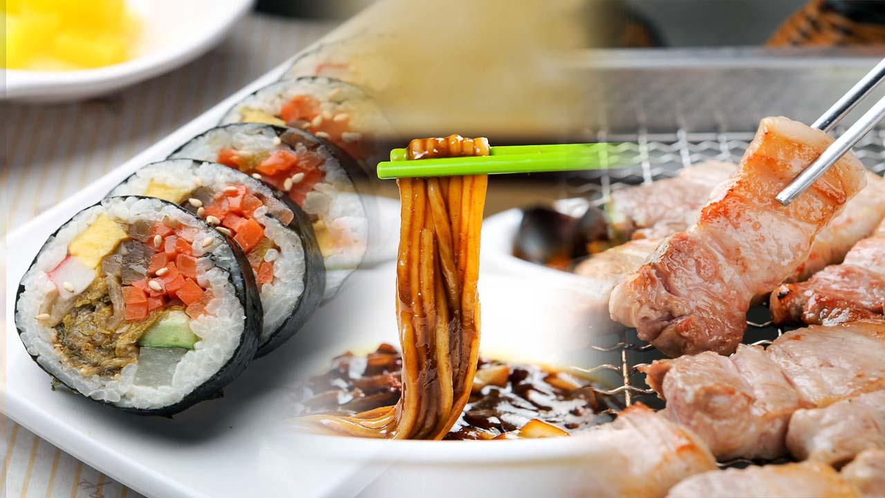 김밥·자장면·삼겹살 등 가격 줄줄이 인상