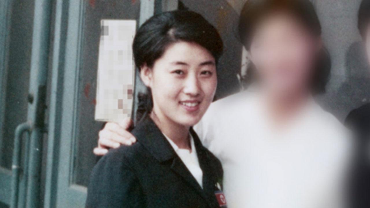 김정은 위원장 친모 고용희, 일본서 활동하던 사진 발견