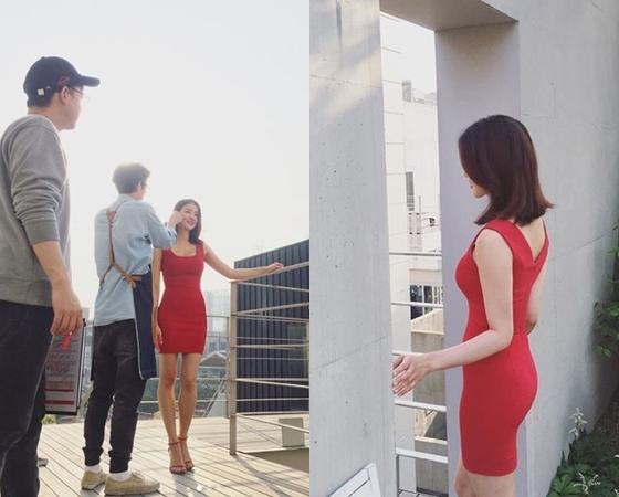 """""""끝나고 다 먹을래""""...이시영, 출산 3개월 믿기지 않는 몸매"""
