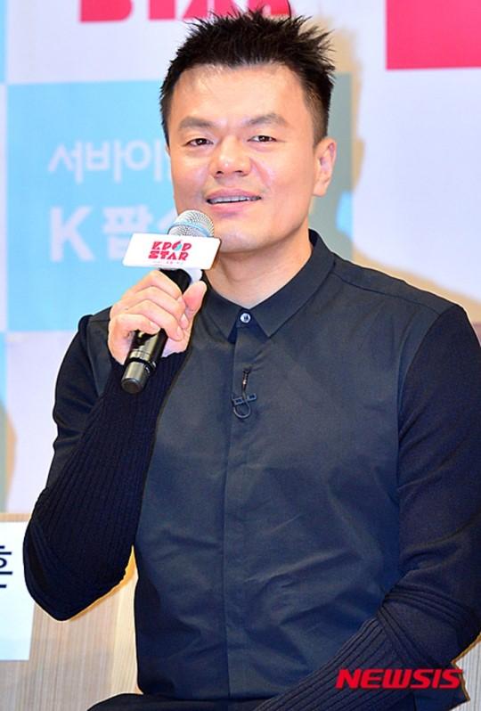 """박진영 """"구원파 일원 아냐... 9월, 취재진에 집회 공개"""" (전문)"""