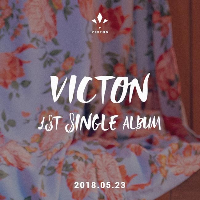 빅톤, 23일 싱글 발매 확정…이미지 티저 공개