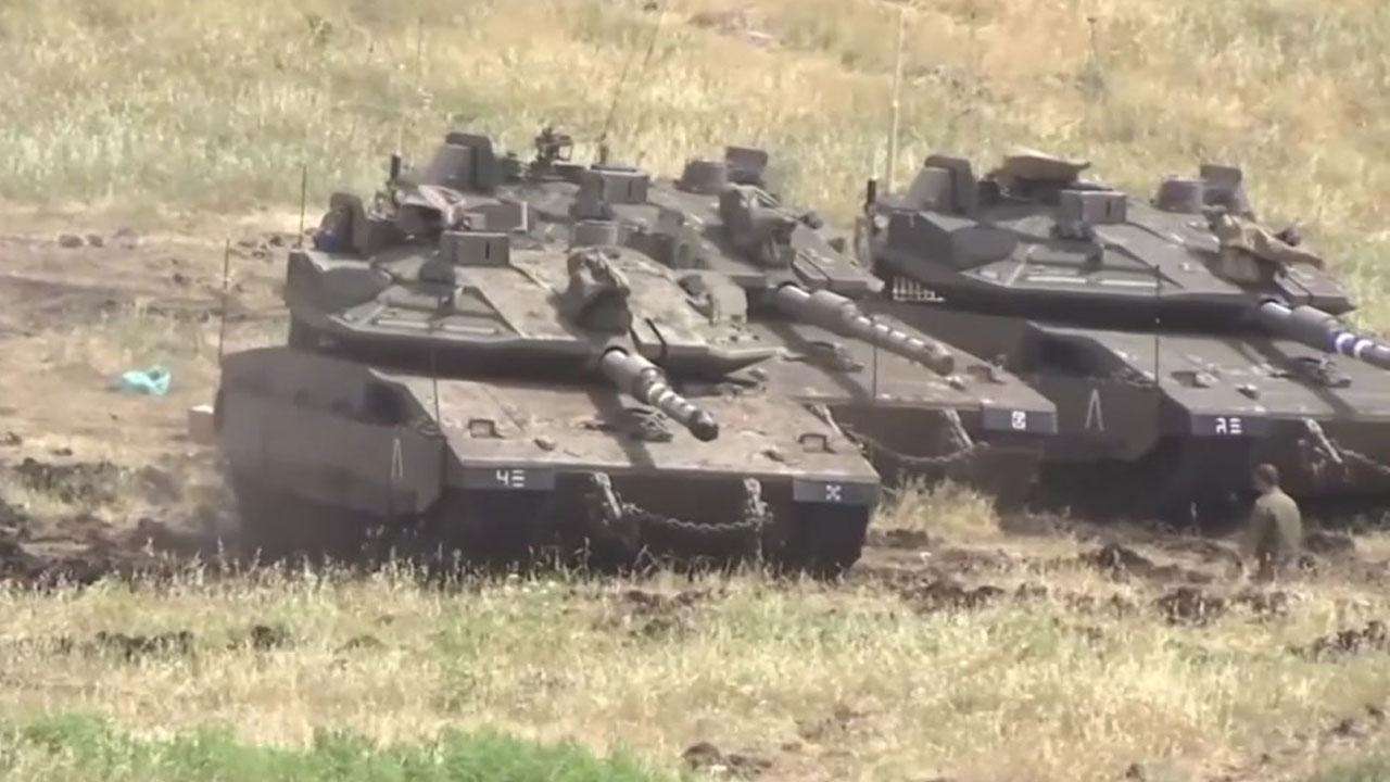 이스라엘·이란 무력충돌...3차 중동전쟁 이후 최대