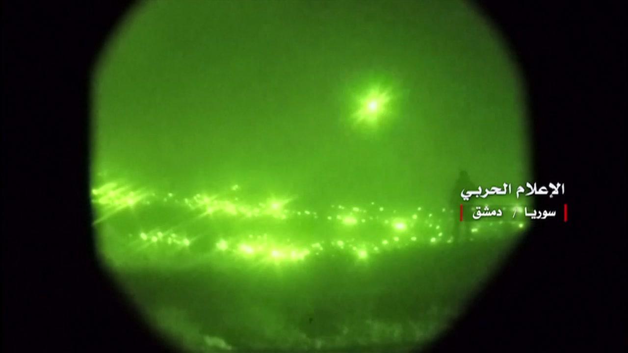 [영상] 폭발과 굉음...이스라엘-이란 무력 충돌 현장