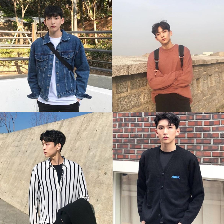 모델 문강혁, '남친룩의 정석' 여심 사냥꾼!