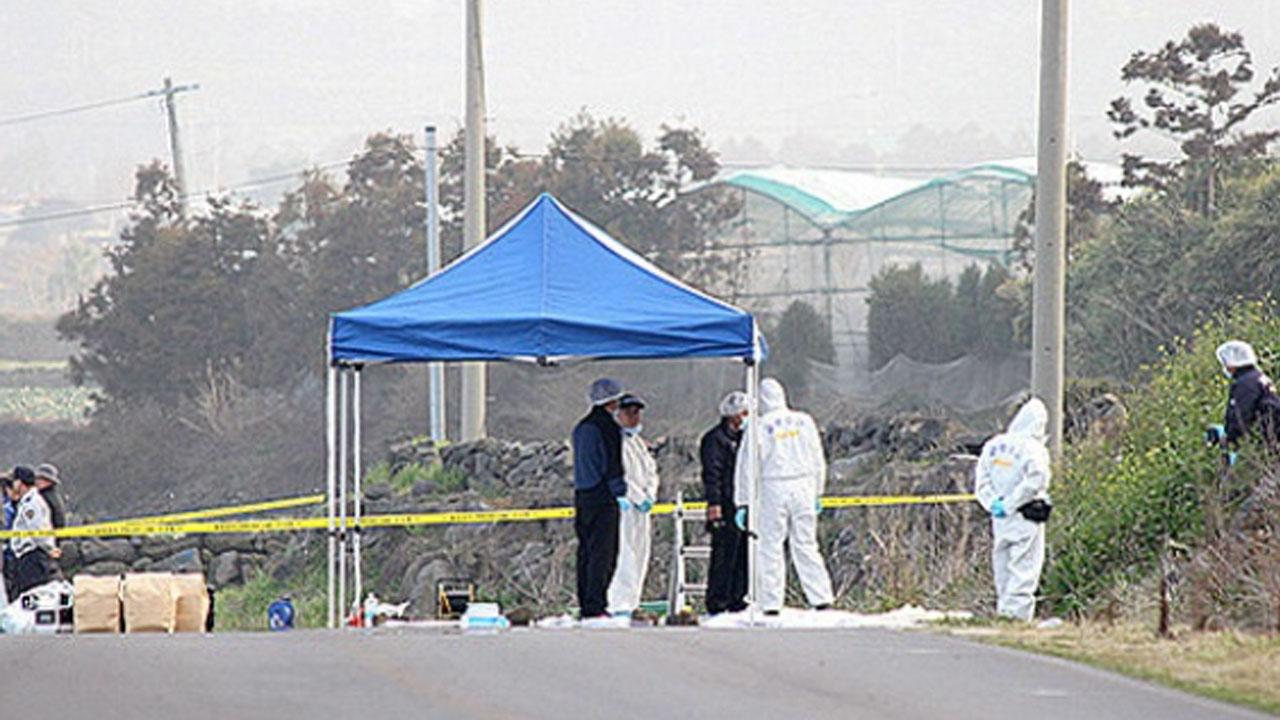 [속보] 제주 어린이집 보육교사 살해 피의자 체포