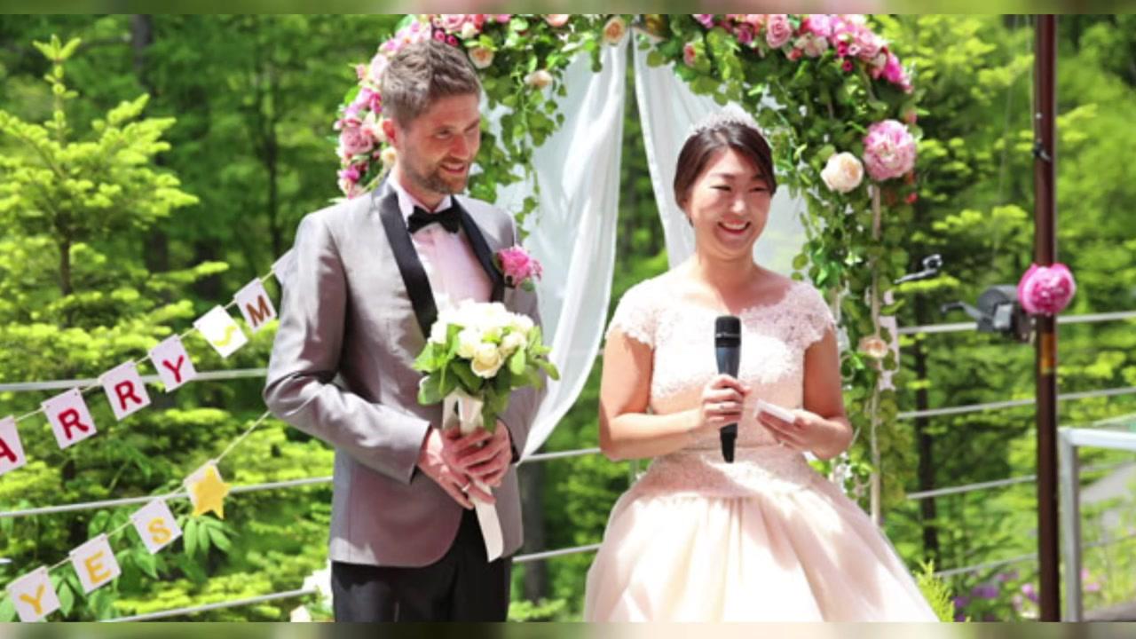 [좋은뉴스] 아주 특별한 '숲 속 결혼식'