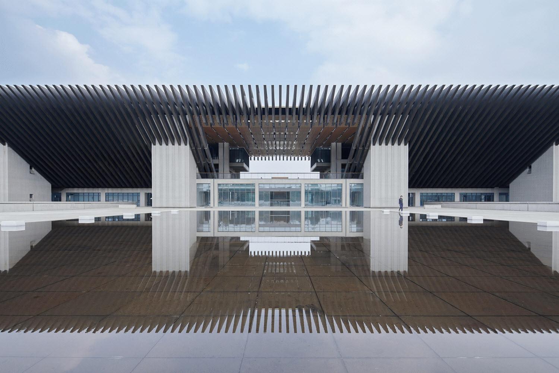 〔안정원의 디자인 칼럼〕 청두 항공우주 초합금 기술 캠퍼스의 효율적인 건축 프로그램 2