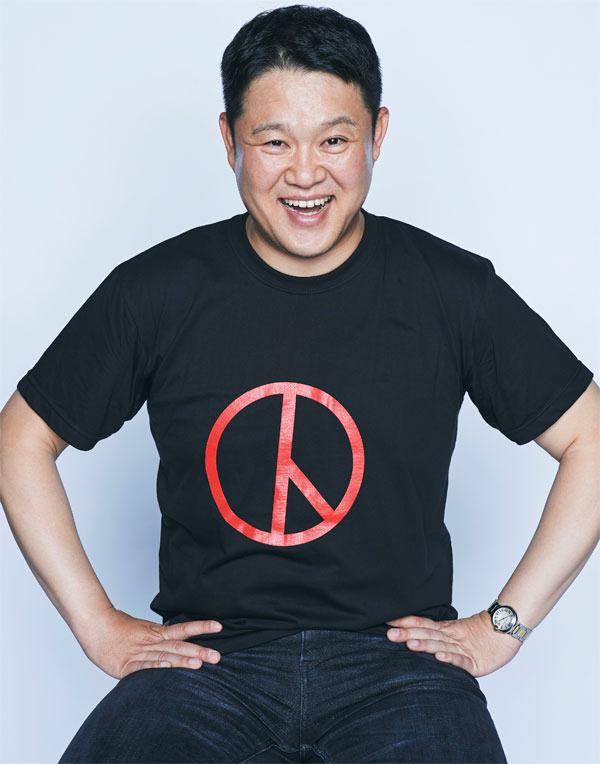 """'투표하고 웃자' 김구라 """"히틀러도 선거로 당선…사람 잘 뽑아야"""""""