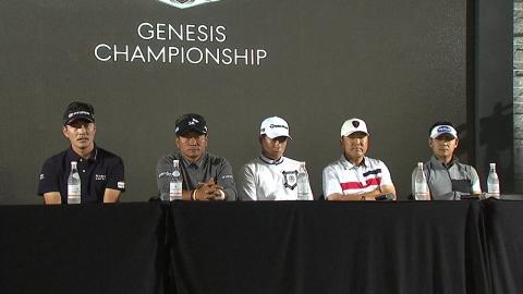 '3억원+PGA 출전권' 제네시스 챔피언십 우승 경쟁 예고
