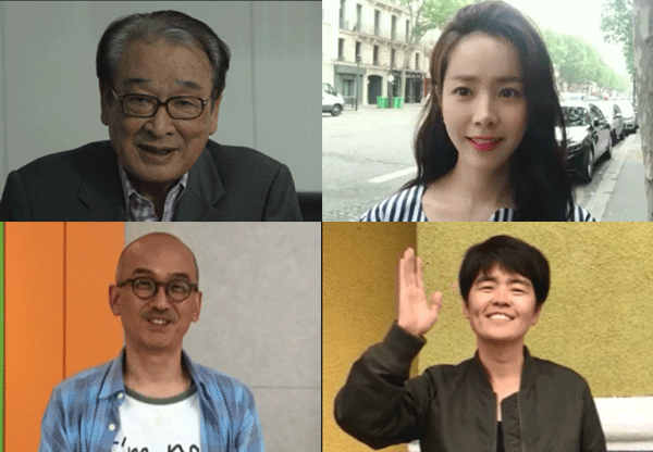 이순재·이준익·노희경·한지민…'613 투표하고웃자' 깜짝 응원 ★