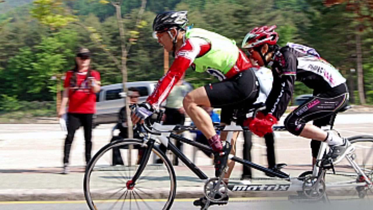 [좋은뉴스] 시각장애인 사이클 선수의 특별한 국토종주
