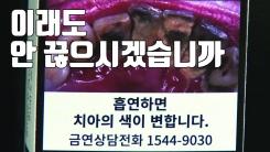 [자막뉴스] 내일은 금연의 날...전자담배와 본격 전쟁