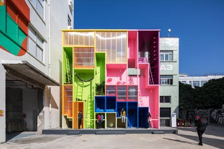 〔안정원의 건축 칼럼〕 도시를 변화시키고 세상을 바꿀 수 있는 미래 도시 확장의 실험제안1