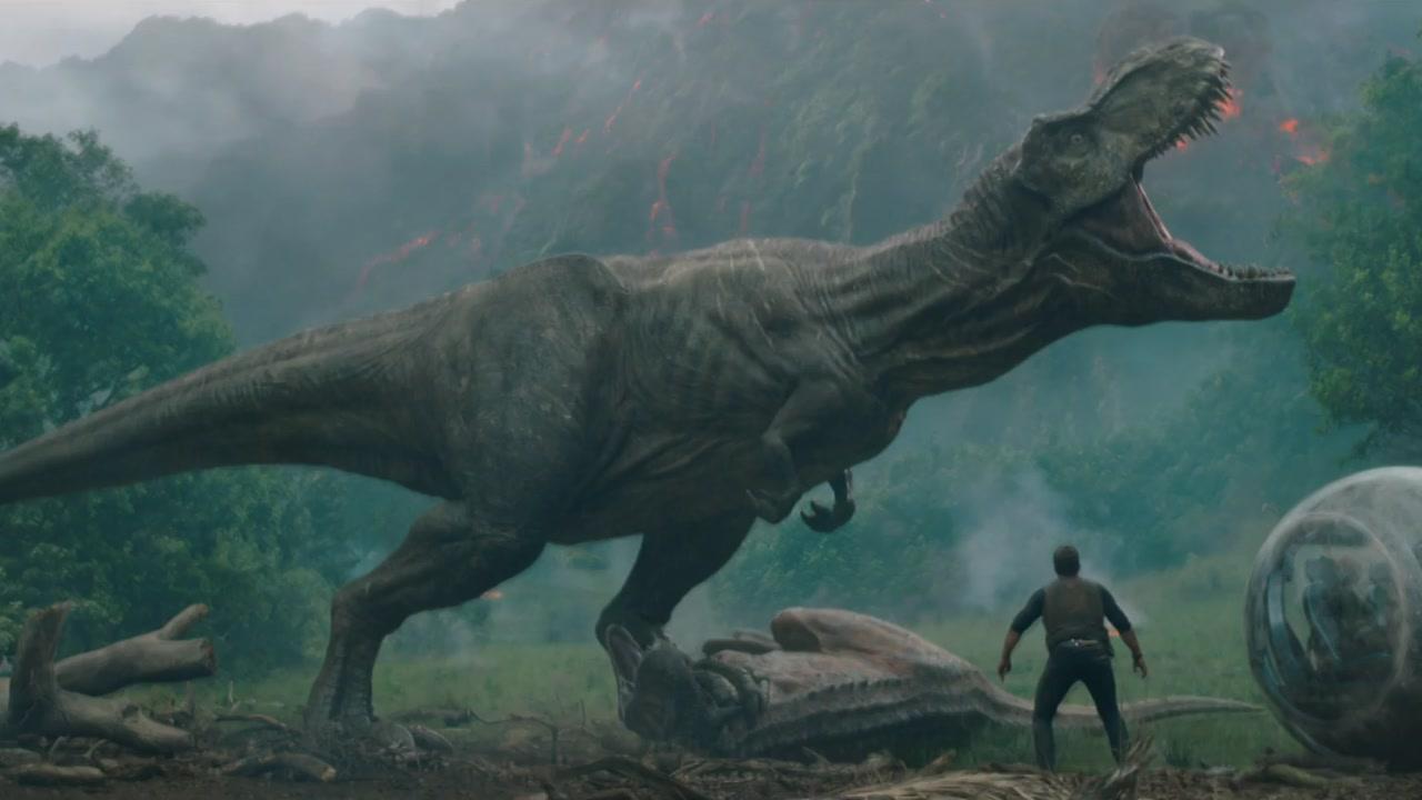 진화한 공룡, 스크린 점령