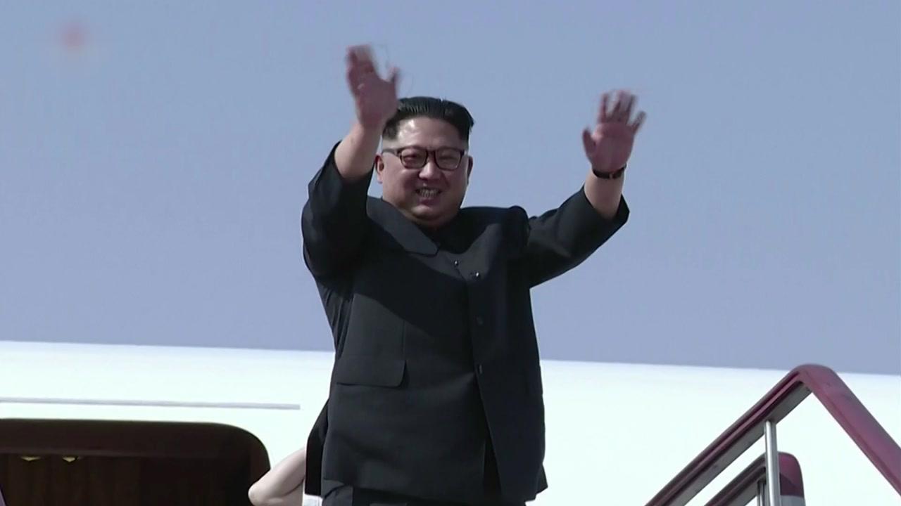 김정은·트럼프, 정상회담 이틀 앞둔 10일 싱가포르 도착할 듯