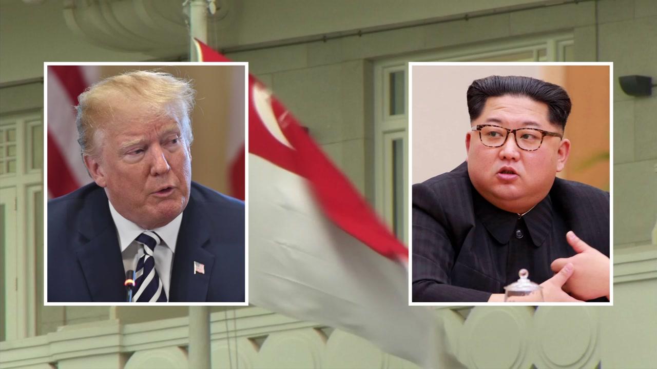 """美 """"북미 수교도 가능""""...전제는 '완전 비핵화'"""