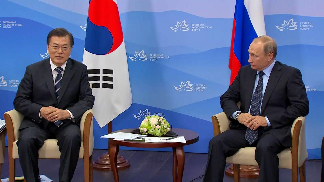 문 대통령, 21일 러시아 국빈 방문...비핵화 지지 확보 초점