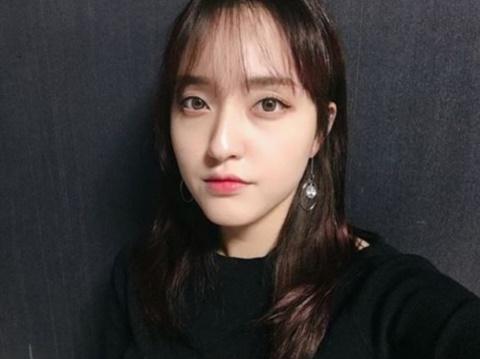"""故조민기 딸 조윤경 """"연예인 지망생? 출처 불분명"""" (전문)"""