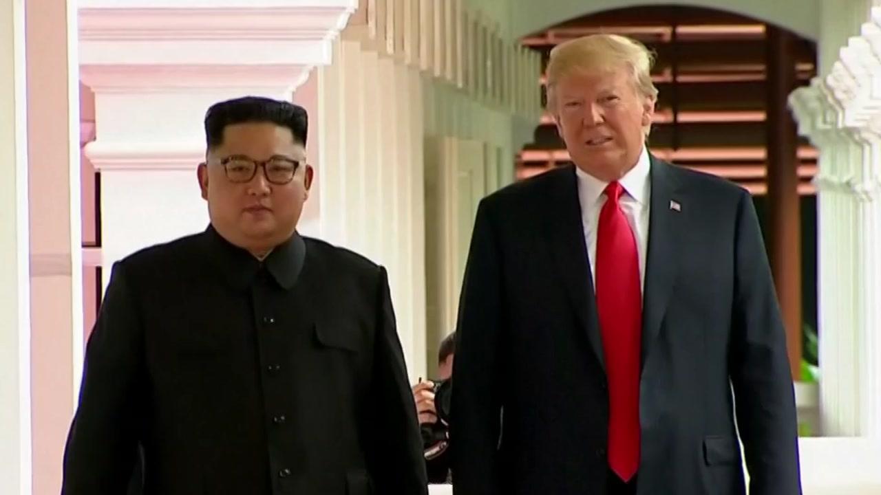 '세기의 담판' 2018년 북미정상회담 (8)