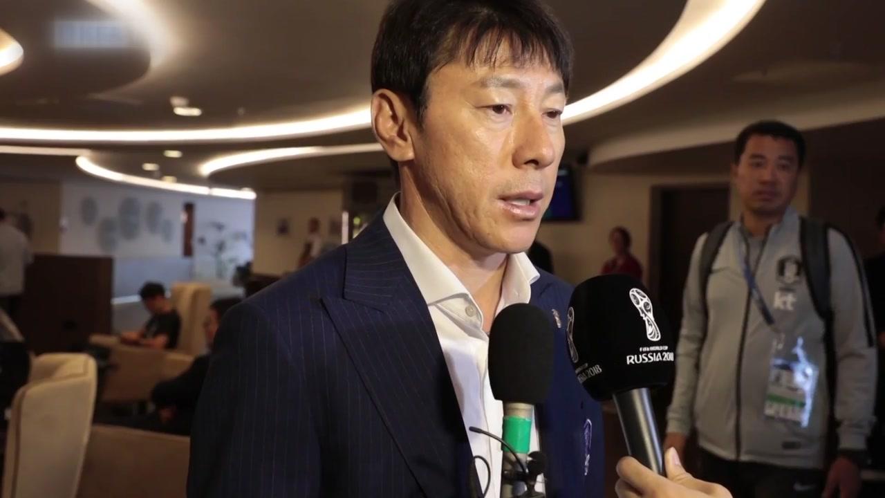 축구 대표팀, 베이스캠프 상트페테르부르크 입성