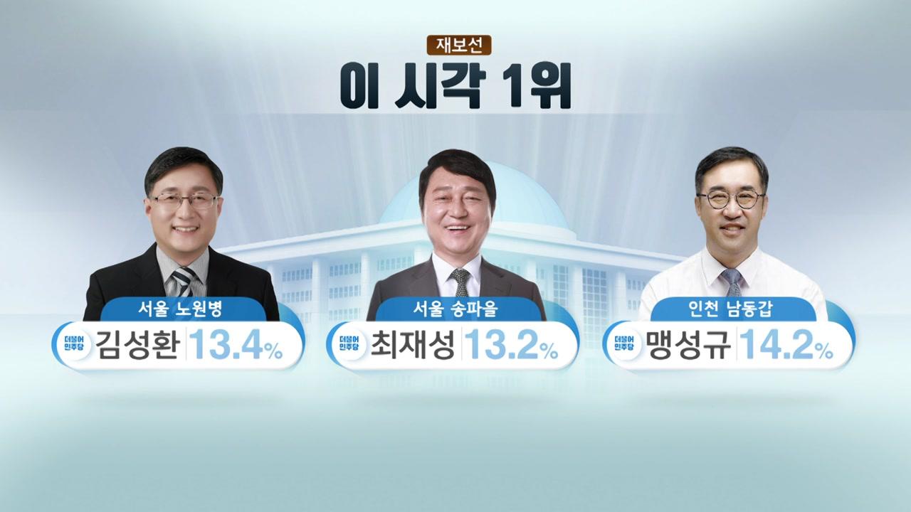 6월 13일 지방선거 개표방송 (16)