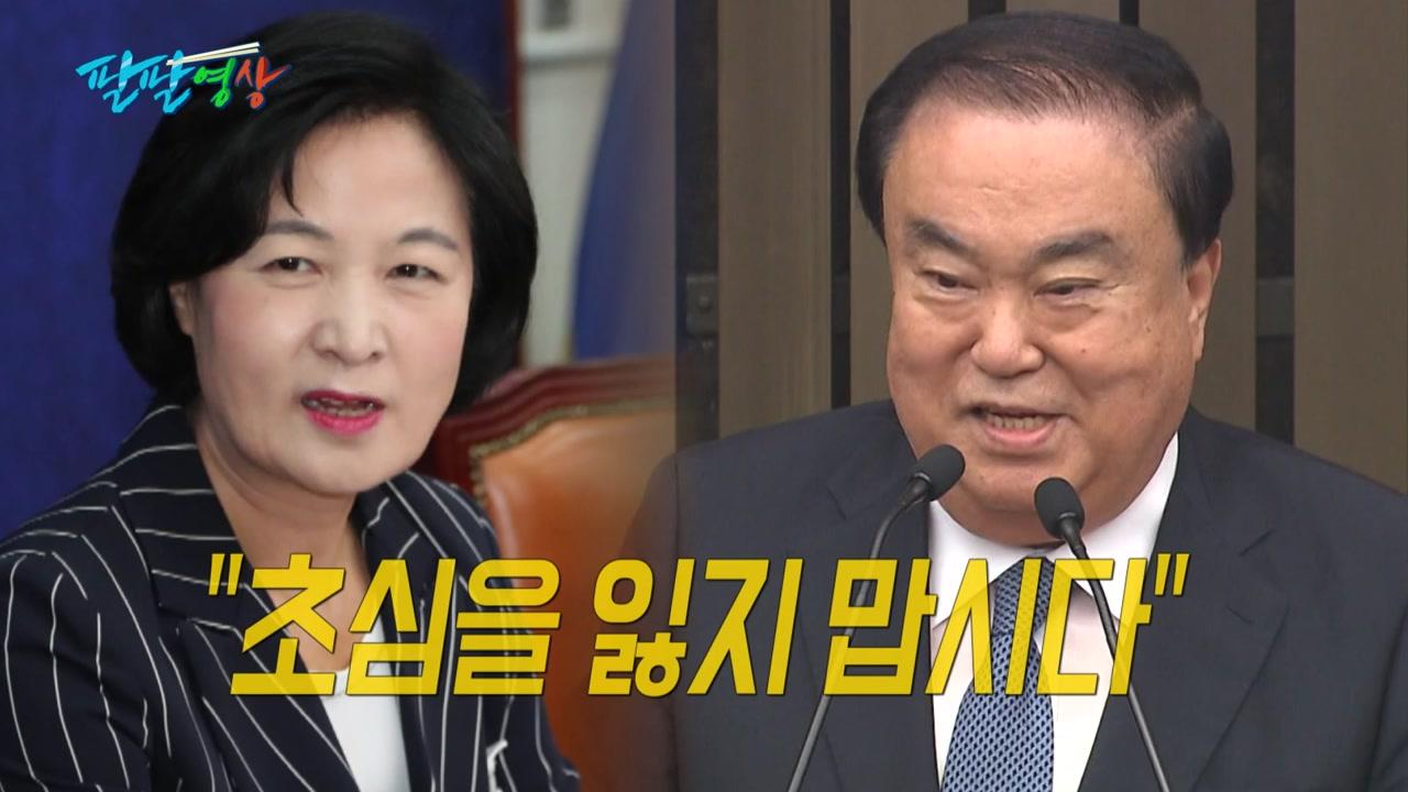 [팔팔영상] '선거의 여왕' 추미애...생각나는 또 한 분은?