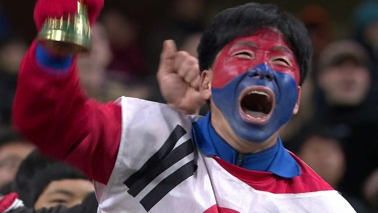 '대∼한민국'과 꿈을 응원하러 러시아로!