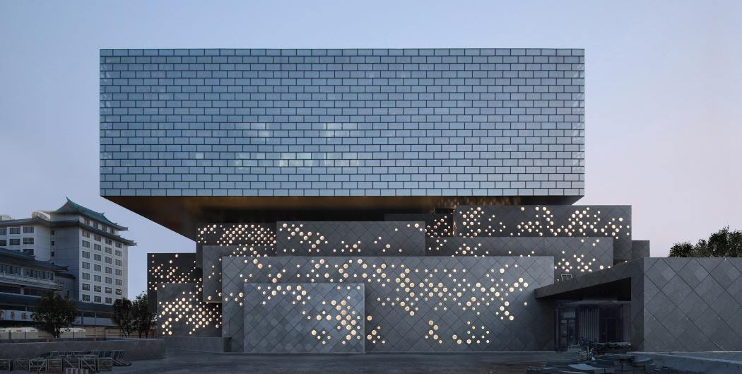 〔안정원의 건축 칼럼〕 지역의 전통성과 역사적 흔적을 적층시키고 녹여낸 하이브리드 공간 1