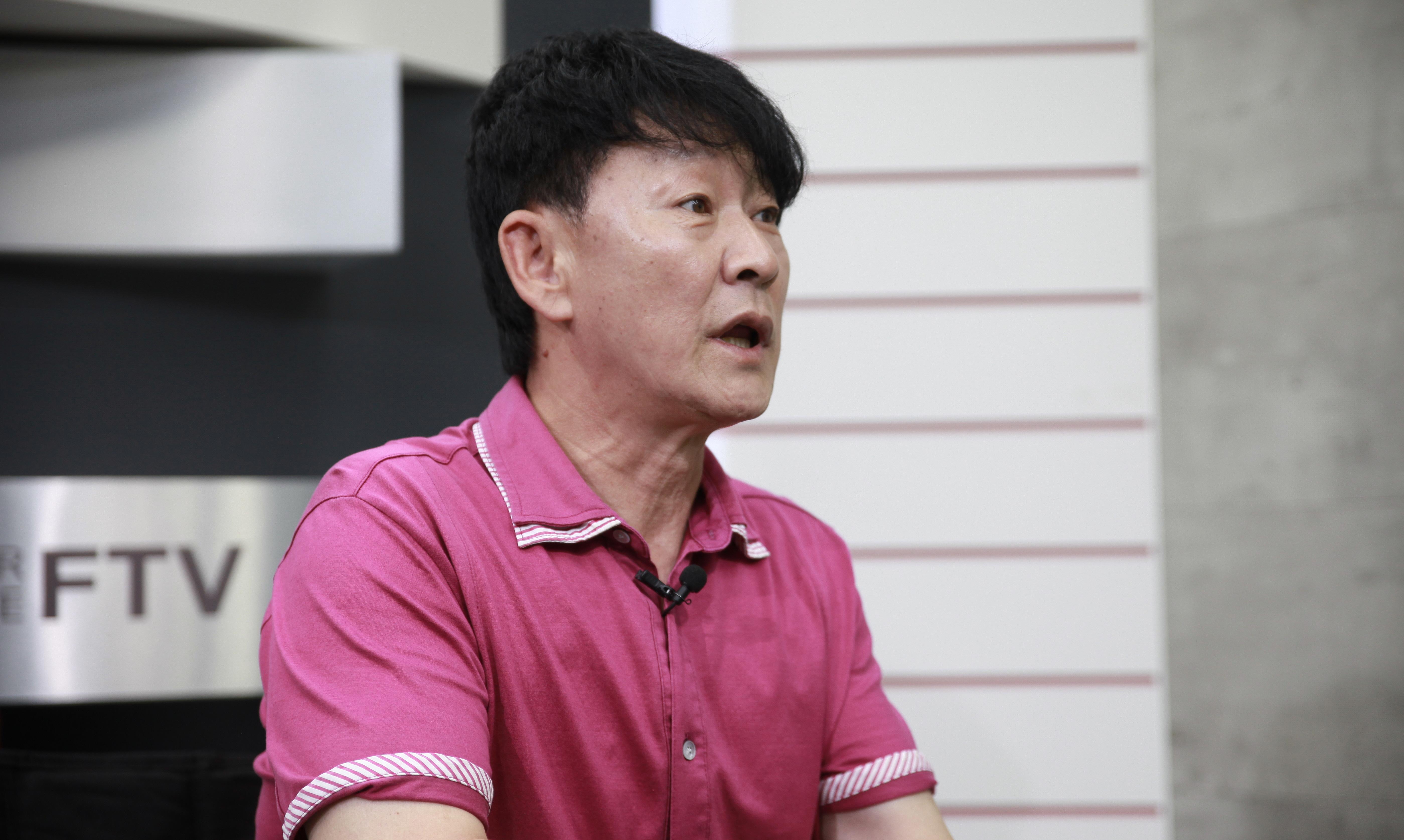 """특수분장사 홍기천, """"포기하지 않으면 '이사배'처럼 성공할 수 있다""""...""""낚시는 보약"""""""