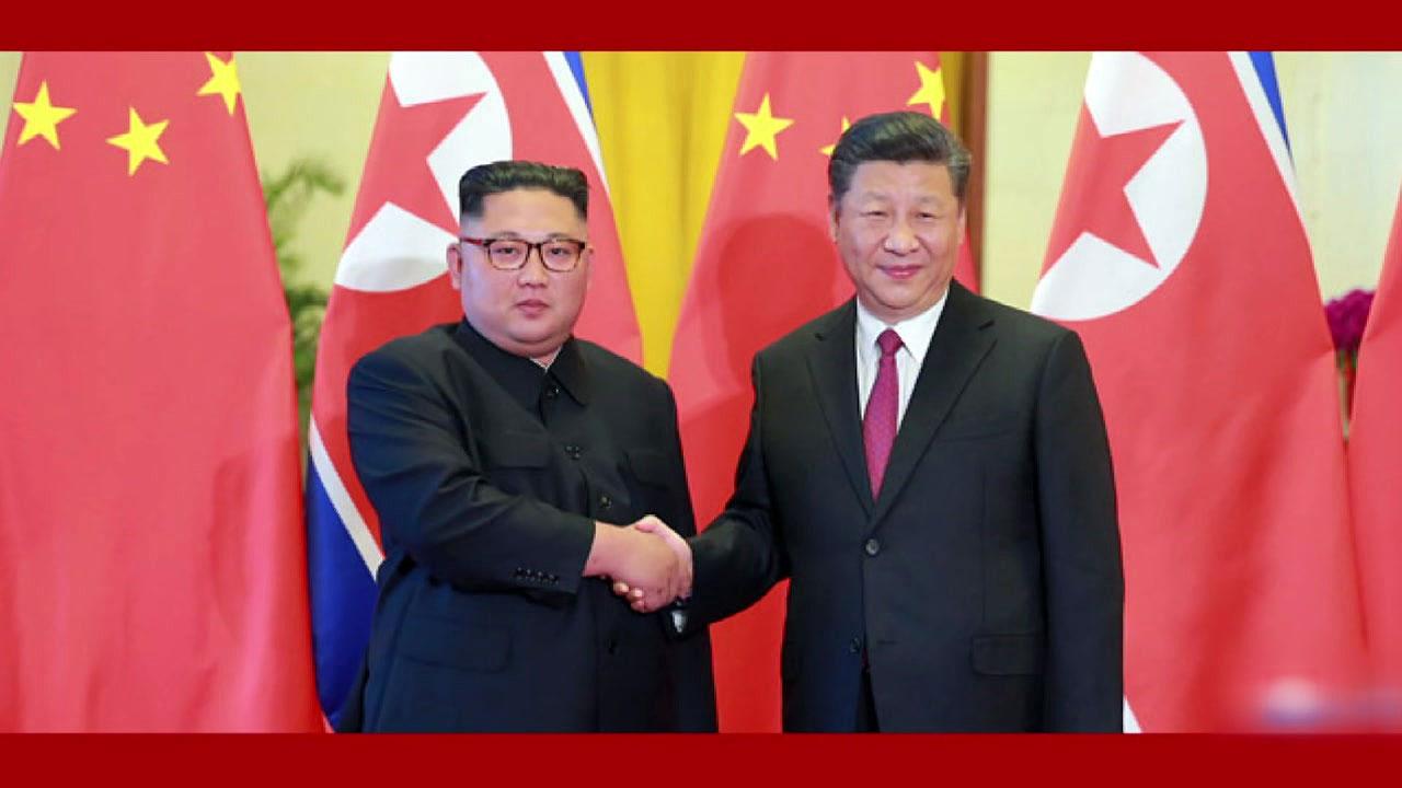 """美 """"북중정상회담 주시""""...비핵화 협상 영향 촉각"""