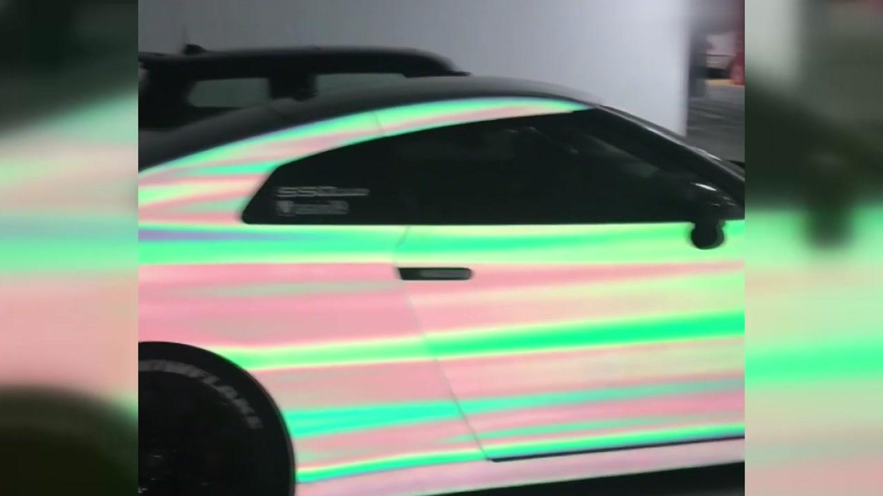 '말하는 대로'...1초 만에 색깔 바꿀 수 있는 차