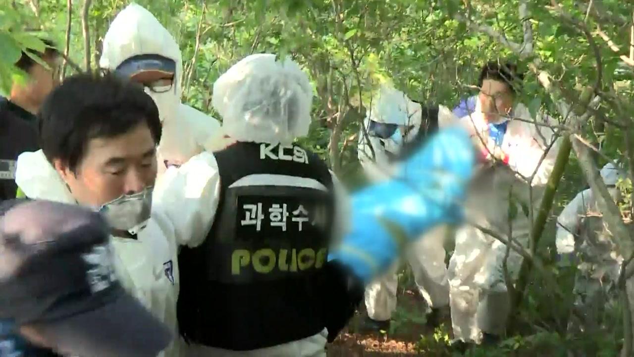 [단독] 강진 여고생 머리, 예리하게 삭발...엽기 범죄 의혹
