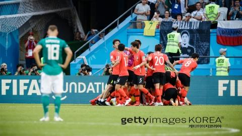 '1% 기적' 도전한 한국...독일전 승리