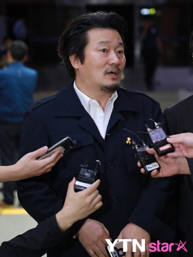 """이상호 기자 """"경찰 판단 실망스럽다…'김광석 법' 제정 힘쓸 것"""""""