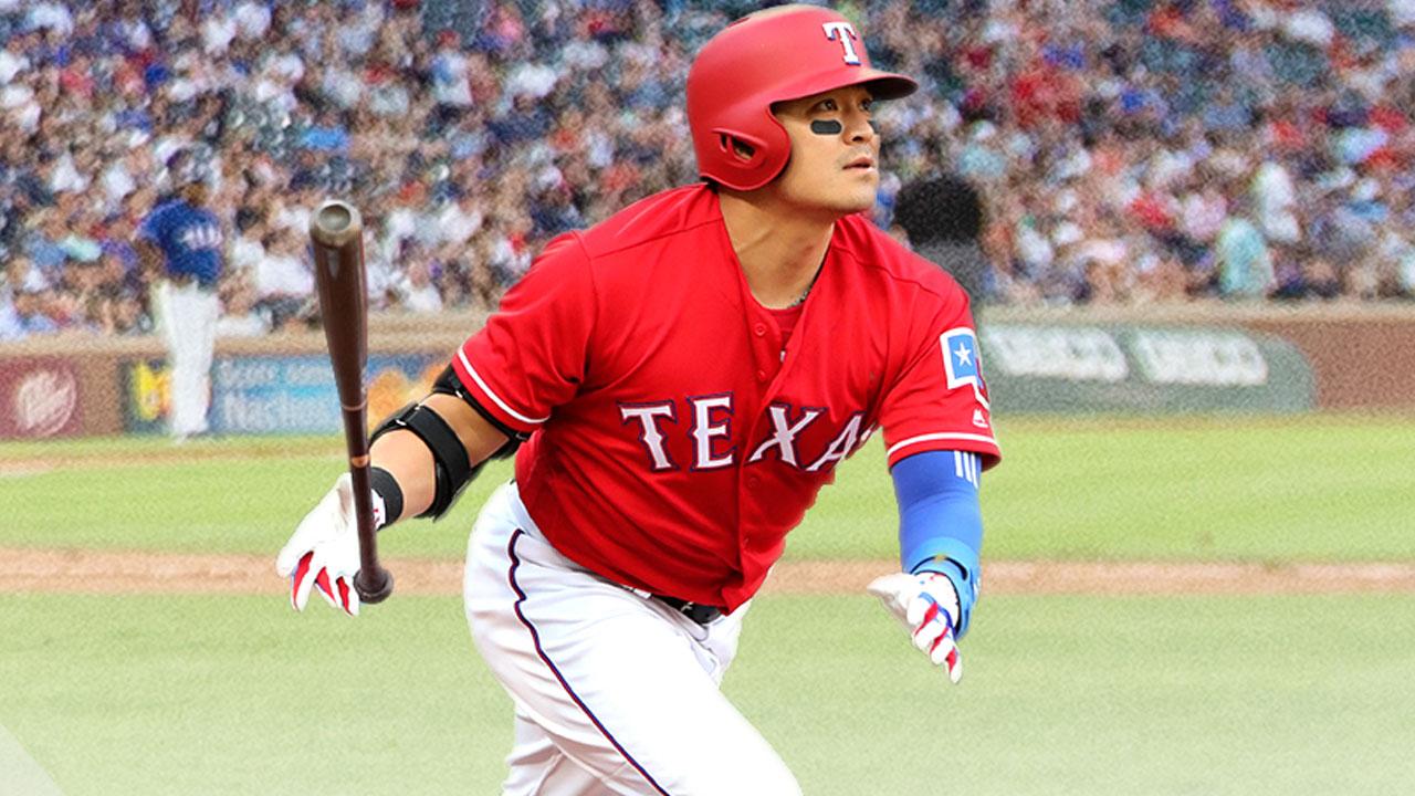 추신수, 홈런으로 44경기 연속 출루...MLB 아시아 선수 신기록_이미지