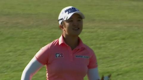 김세영, 54홀 최저타 타이기록...통산 7승 눈앞