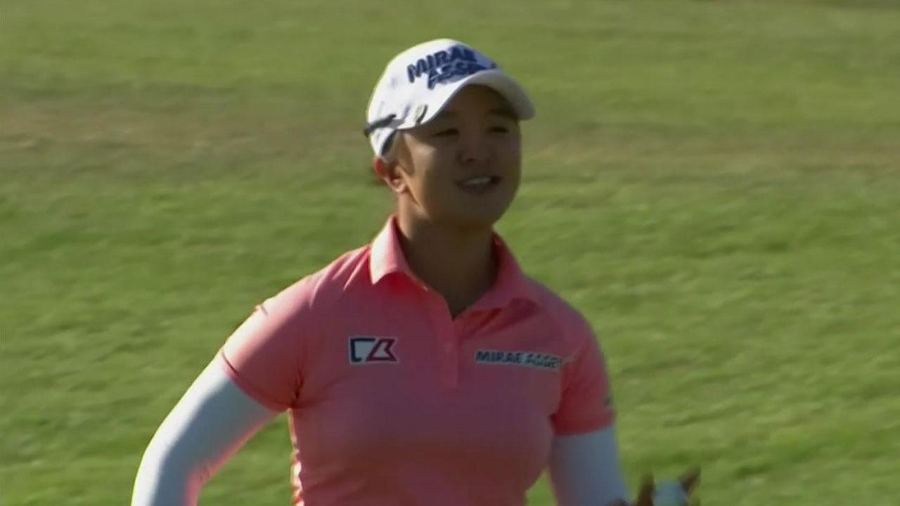 김세영, LPGA 72홀 최저타 신기록...통산 7승_이미지