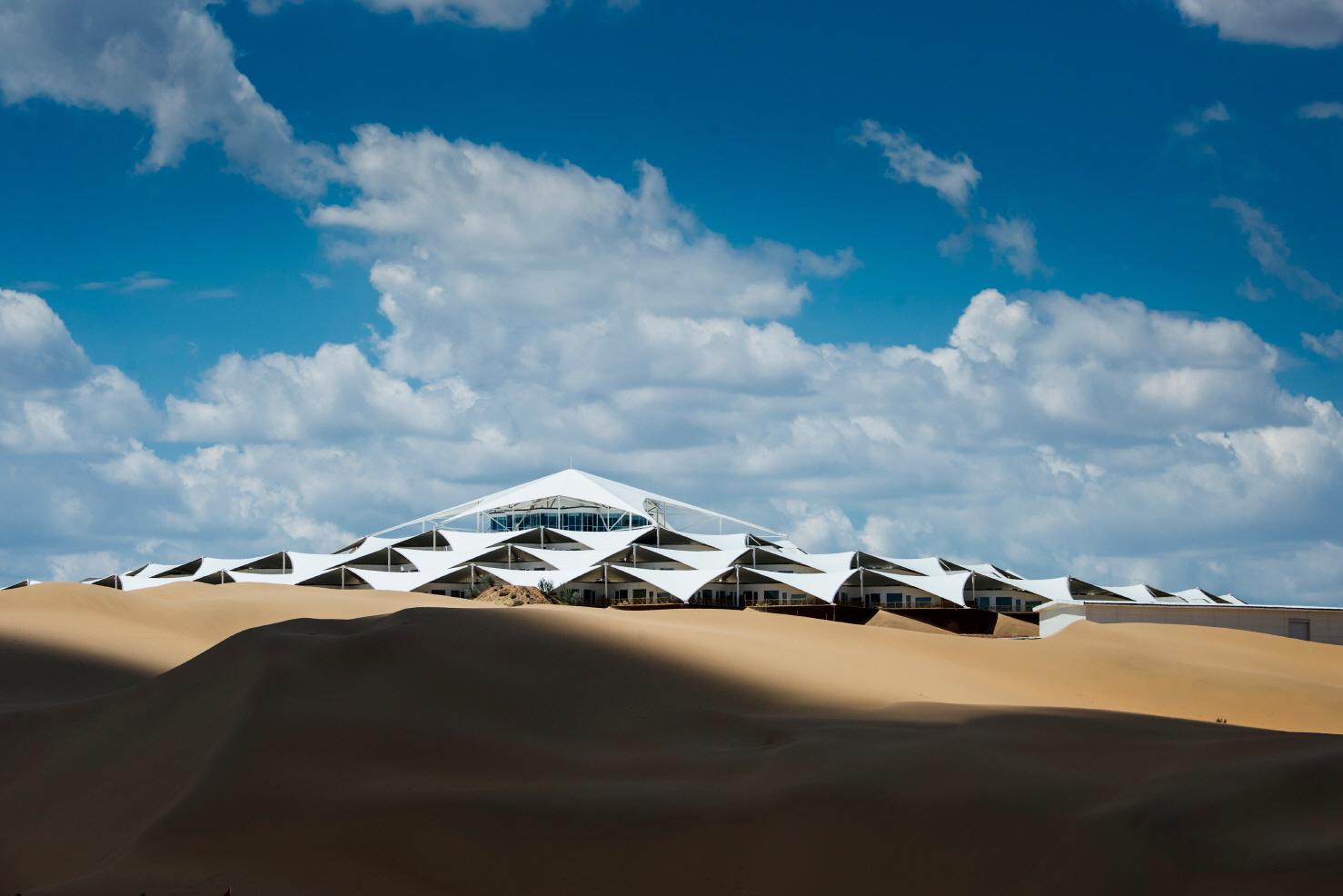 〔안정원의 건축 칼럼〕 대자연과의 관계성을 고민한 디자인으로 미래의 개발 가능성을 모색 2