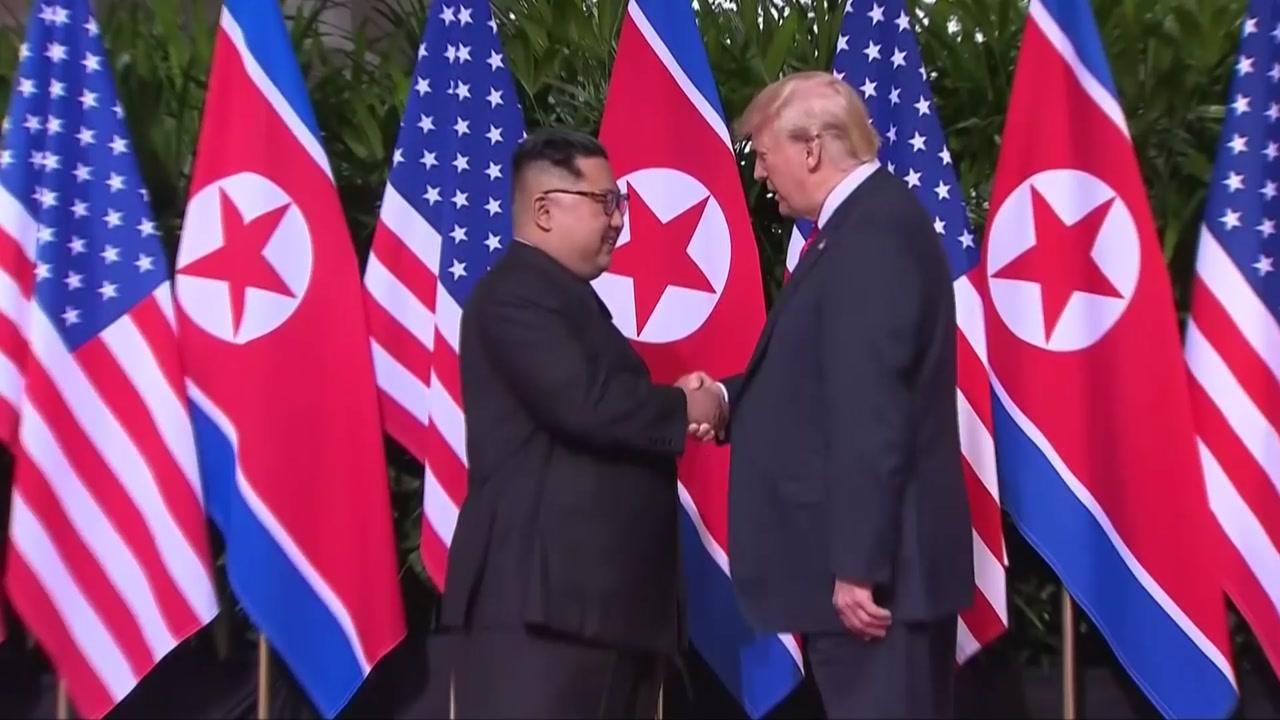 북미정상회담 한 달...속도 못 내는 비핵화
