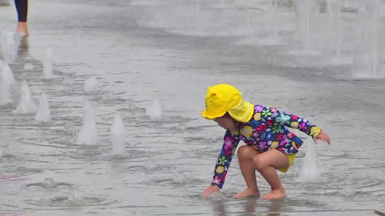 [날씨] 내일 더 덥다, 전국 폭염 맹위...밤에는 열대야