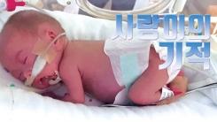 [자막뉴스] 생존 확률 1% '302g 초미숙아' 사랑이의 기적