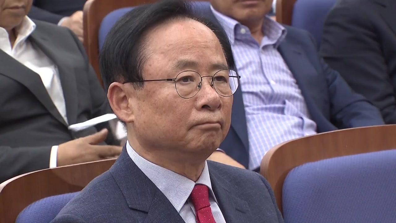 한국당, 국회부의장 후보로 5선 이주영 선출